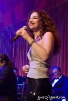 Julie Ellis sings live as the number-one-ranked Gloria Estefan impersonator