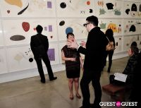 Jorinde Voigt opening reception at David Nolan Gallery #151