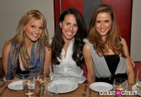 Lindsey Becker's Tastemakers Dinner At Art And Soul #1