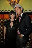 Kelly Rae from Spin Mag, Steven Rojas from Archetype Showroom / April77