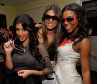 Kim Kardashian, Brittny Gastineau, Gabrielle Union