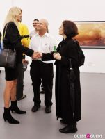 Kim Keever opening at Charles Bank Gallery #152