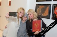 Lisa S. Johnson 108 Rock Star Guitars Artist Reception & Book Signing #38