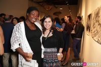 IvyConnect Art Gallery Reception at Moskowitz Gallery #80