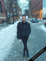 NYC Street Style Winter 2015 #14