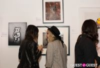 Cat Art Show Los Angeles Opening Night Party at 101/Exhibit #13