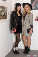 Cat Art Show Los Angeles Opening Night Party at 101/Exhibit #5