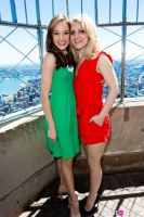 Tony Award Nominees Photo Op Empire State Building #6
