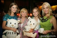 Lauren Bush, Sharon Bush, Ashley Bush, Tracy Stern