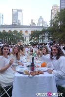 Diner en Blanc NYC 2013 #92