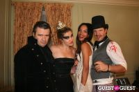 Lovecat Magazine Halloween Dinner Hosted by Jessica White and Byrdie Bell #11