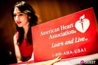 2013 Go Red For Women - American Heart Association Luncheon  #248