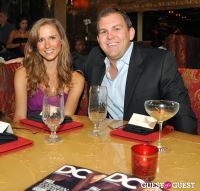 DC Modern Luxury Magazine's Lindsey Becker's Dinner for 25 Tastemakers at SAX #8