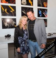 Lisa S. Johnson 108 Rock Star Guitars Artist Reception & Book Signing #74