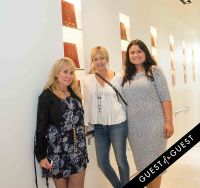 Lisa S. Johnson 108 Rock Star Guitars Artist Reception & Book Signing #107