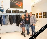 Lisa S. Johnson 108 Rock Star Guitars Artist Reception & Book Signing #111