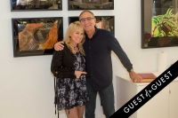 Lisa S. Johnson 108 Rock Star Guitars Artist Reception & Book Signing #2