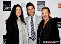 Luxury Listings NYC launch party at Tui Lifestyle Showroom #173