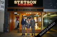 Stetson and JJ Hat Center Celebrate Old New York with Just Another, One Dapper Street, and The Metro Man #68