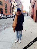 NYC Street Style Winter 2015 #7