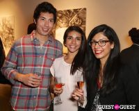 IvyConnect Art Gallery Reception at Moskowitz Gallery #91