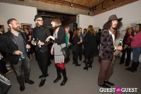 Cat Art Show Los Angeles Opening Night Party at 101/Exhibit #67