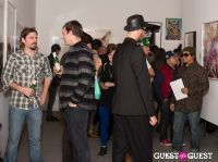 Cat Art Show Los Angeles Opening Night Party at 101/Exhibit #44