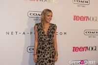 9th Annual Teen Vogue 'Young Hollywood' Party Sponsored by Coach (At Paramount Studios New York City Street Back Lot) #227