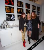 Lisa S. Johnson 108 Rock Star Guitars Artist Reception & Book Signing #66