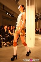 2012 Pratt Institute Fashion Show Honoring Fern Mallis #92