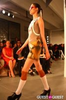 2012 Pratt Institute Fashion Show Honoring Fern Mallis #91