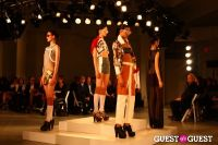 2012 Pratt Institute Fashion Show Honoring Fern Mallis #79