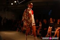 2012 Pratt Institute Fashion Show Honoring Fern Mallis #81