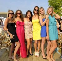 Mia Stephens, Christina Mannino, Catherine Kim, Leigh Sessler, Liz Manley, Kara Zumbusch