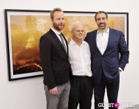 Kim Keever opening at Charles Bank Gallery #174