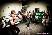 Celebrity Fight4Fitness Event at Aerospace Fitness #219