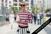 Fashion Week Street Style: Day 2 #30