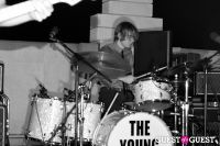 The Young Veins: Rooftop Performance #38
