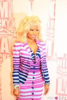 MAC Viva Glam Launch with Nicki Minaj and Ricky Martin #36