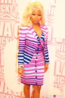 MAC Viva Glam Launch with Nicki Minaj and Ricky Martin #38