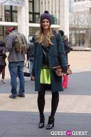 NYFW Style From the Tents: Street Style Day 1 #4