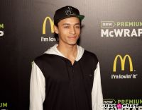 McDonald's Premium McWrap Launch With John Martin and Tyga Performance #51