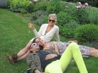 Socialites in Hamptons #34