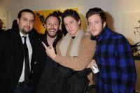 Rachid Kallamni, Vito Schnabel, DJ Nick Cohen