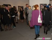 Cat Art Show Los Angeles Opening Night Party at 101/Exhibit #91