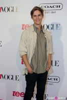 9th Annual Teen Vogue 'Young Hollywood' Party Sponsored by Coach (At Paramount Studios New York City Street Back Lot) #223