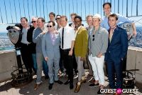 Tony Award Nominees Photo Op Empire State Building #16