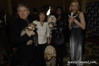 Rick Caran and JilliDog; Marie and Bocker the Labradoodle; Laurie Williams and Andrew; Karen Biehl and Eli.