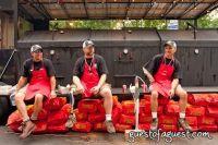 Robbie Lundy, Carry Brengel, John Alderson (Martin's BBQ Joint)