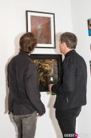 Cat Art Show Los Angeles Opening Night Party at 101/Exhibit #9